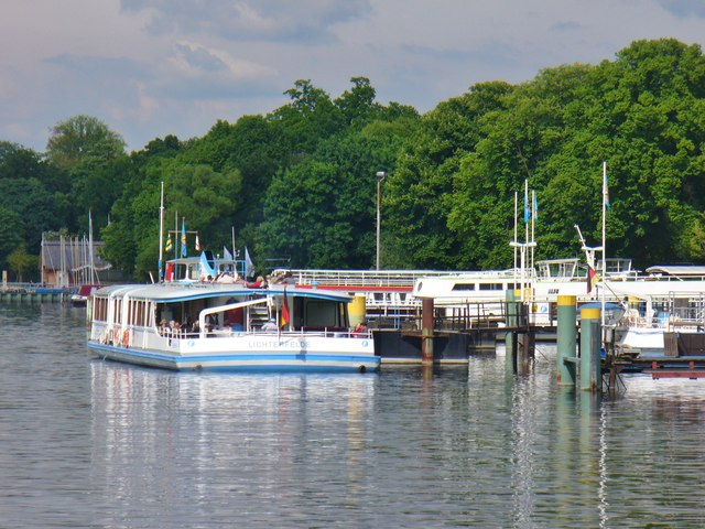 Wannsee - Faehre Nach Kladow (Ferry to Kladow)