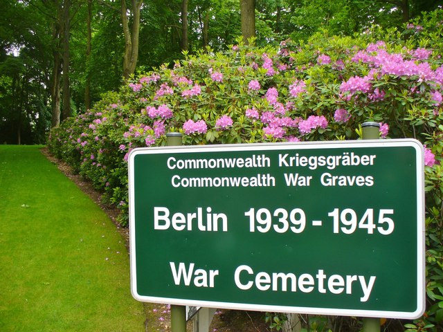 Berlin 1939-1945 War Cemetery