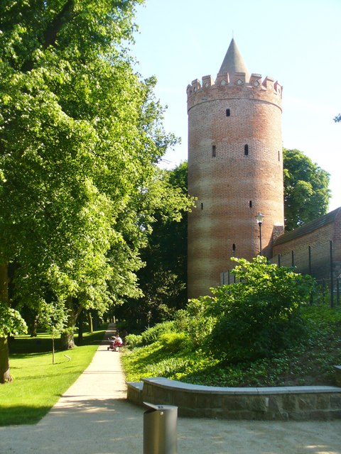 Prenzlau - Hexenturm (Witch Tower)