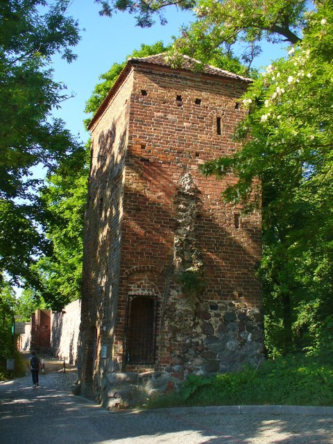 Prenzlau - Seilerturm (Ropemakers' Tower)