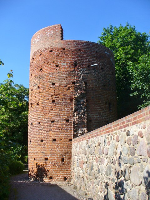 Prenzlau - Pulverturm (Powder Tower)