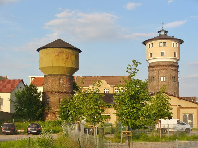 Angermuende - Wasserturm (Water Tower)