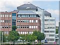 UUU9909 : Berlin-Adlershof - WISTA (WISTA Science Park) von Colin Smith
