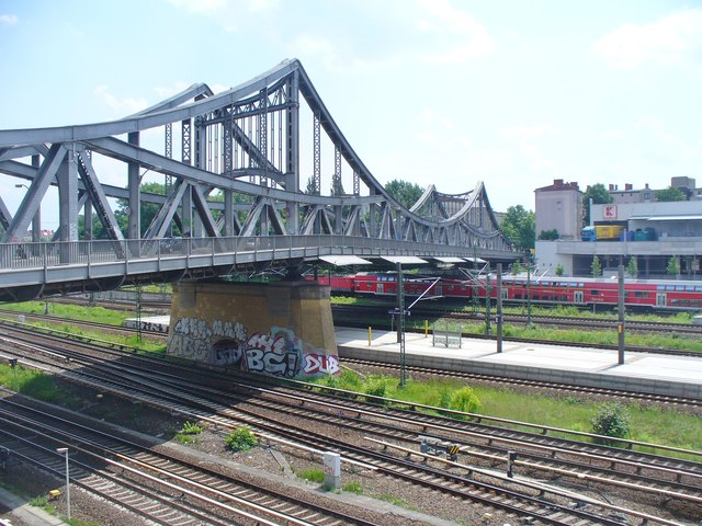 Berlin - Swinemuender Bruecke (Swinemuende Bridge)