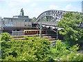 UUU9123 : Berlin -  Bösebrücke (Boese Bridge) von Colin Smith
