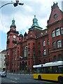 UUU9125 : Pankow - Rathaus (Town Hall) von Colin Smith