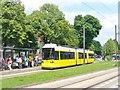 UUU9125 : Pankow - Strassenbahn (Tramway) von Colin Smith