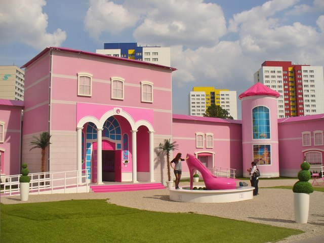 Berlin - Barbie House