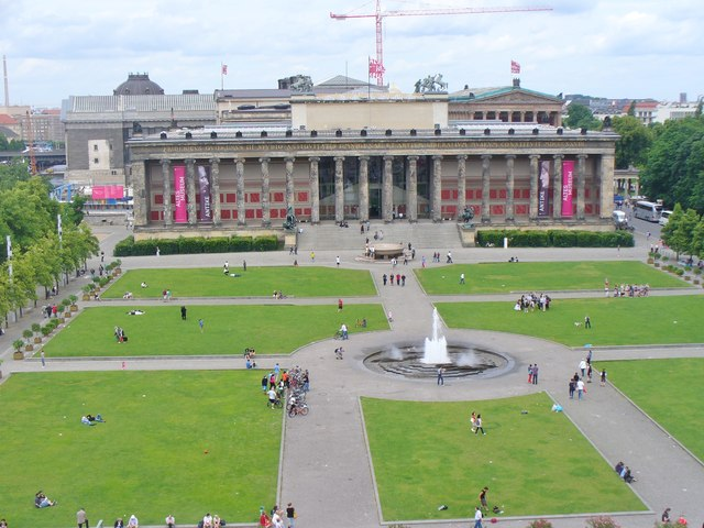 Berlin - Lustgarten (Pleasure Garden)