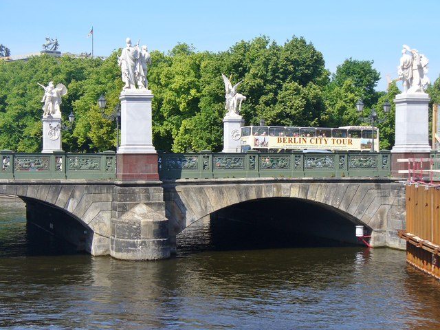 Berlin - Schloßbrücke (Palace Bridge)