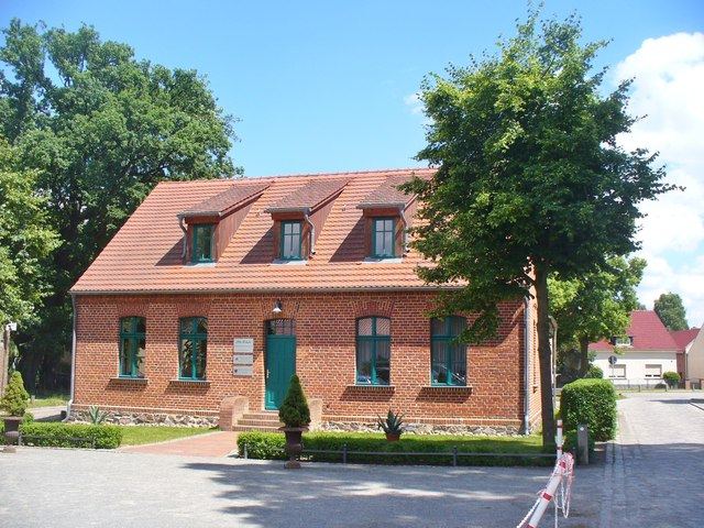 Wildenbruch - Historisches Gebaeude (Historic Building)