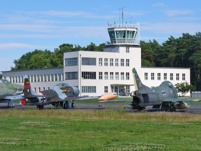 Gatow - Luftwaffenmuseum (German Air Force Museum)