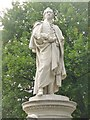 UUU8919 : Berlin - Goethe-Denkmal (Goethe Memorial) von Colin Smith