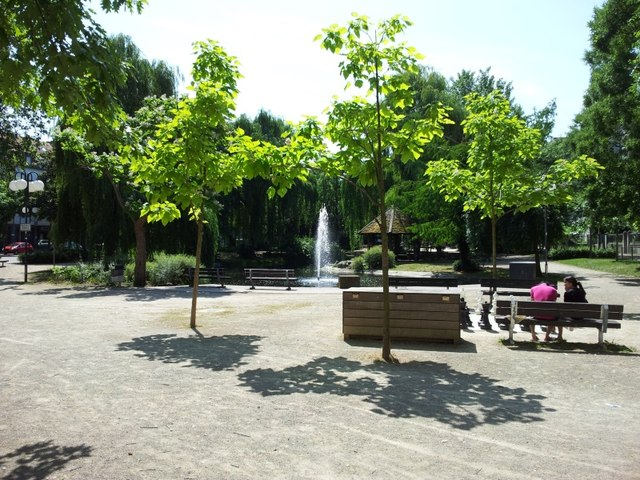 Offenbach, Martin-Luther-Park