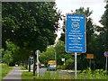 UUU9206 : Partnerstaedte von Tempelhof (Tempelhof's Twin Towns) von Colin Smith