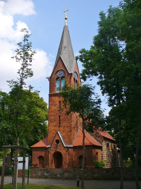 Grossziethen - Dorfkirche (Village Church)