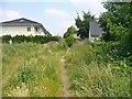 UUU9408 : Gartenstadt Grossziethen - Mauerweg (Grossziethen Garden City - Berlin Wall Way) von Colin Smith