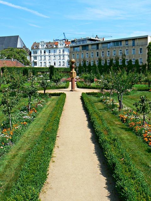 Prinz-Georg-Garten, Darmstadt:: MGRS 32UMA7525 :: Geograph Bilder