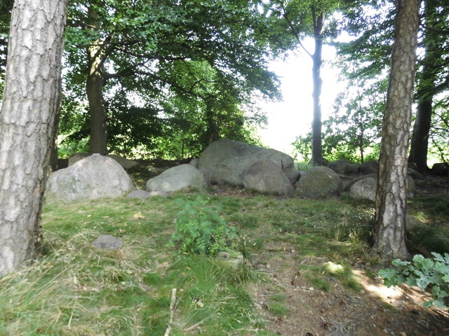 Megalithic remains