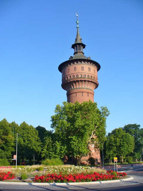Forst - Wasserturm (Water Tower)