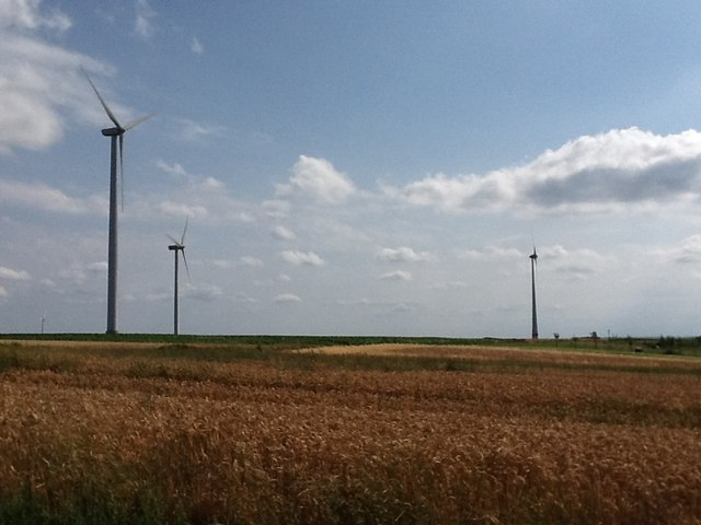 Windpark Weselberg (Weselberg wind farm)