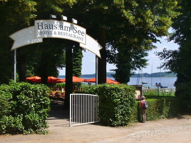 Ferch - Haus am See