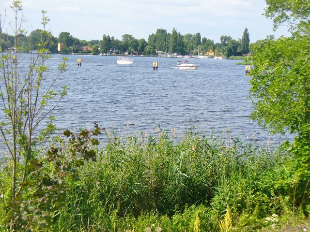 Geltow - Havelblick (Havel View)