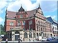 UUU9315 : Berlin-Neukoelln - Alte Post (Old Post Office) von Colin Smith