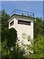 UUU8535 : Bergfelde - Ehemaliger Wachturm (Former Watchtower) von Colin Smith