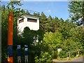 UUU8535 : Bergfelde - Ehemaliger Beobachtungsturm (Former Observation Tower) von Colin Smith