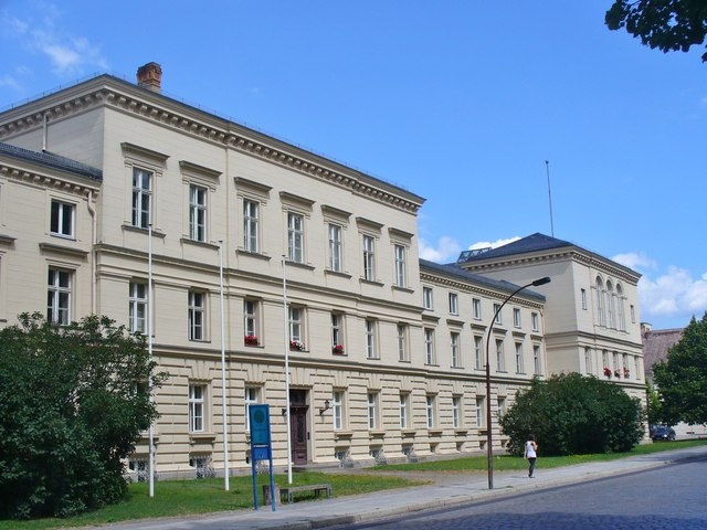 Neuruppin - Amtsgericht (District Courthouse)