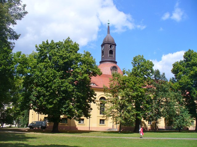 Neuruppin - Kirchplatz (Church Square)