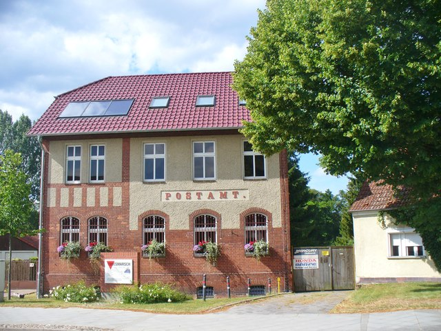 Alt Ruppin - Altes Post (Old Post Office)