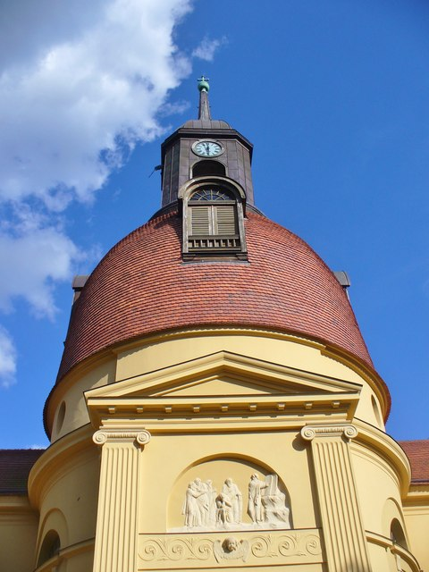 Neuruppin - St Marien Kuppel (St Mary's Church - Dome)