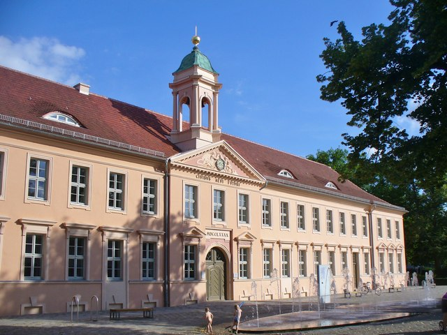 Neuruppin - Altes Gymnasium (Old Grammar School)