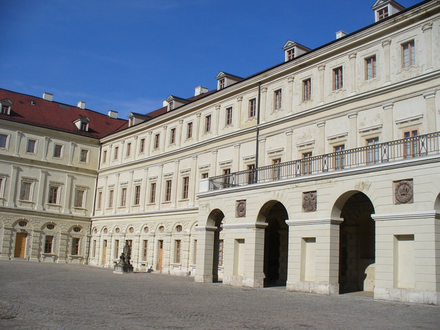 Weimar - Stadtschloss (City Palace)