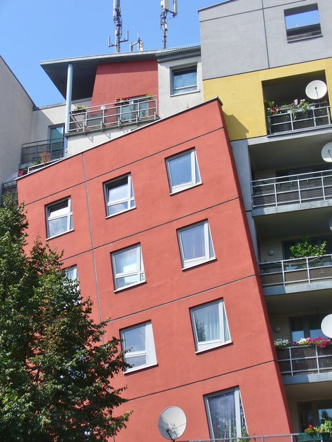 Berlin - Moderne Baukunst (Modern Housing)