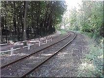 UPV4281 : Fürth-Cadolzburg, Bahnübergang by Günter G