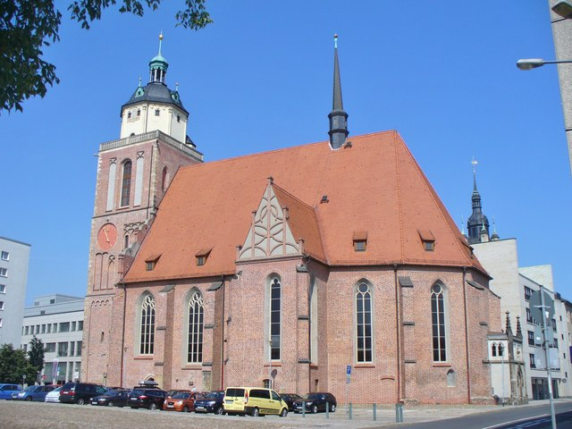 Dessau - Marienkirche (St Mary's Church)