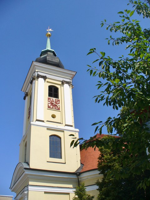 Dessau - Georgenkirche (St George's Church)