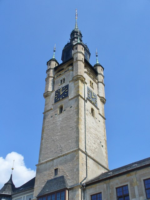 Dessau - Rathausturm (Town Hall Tower)