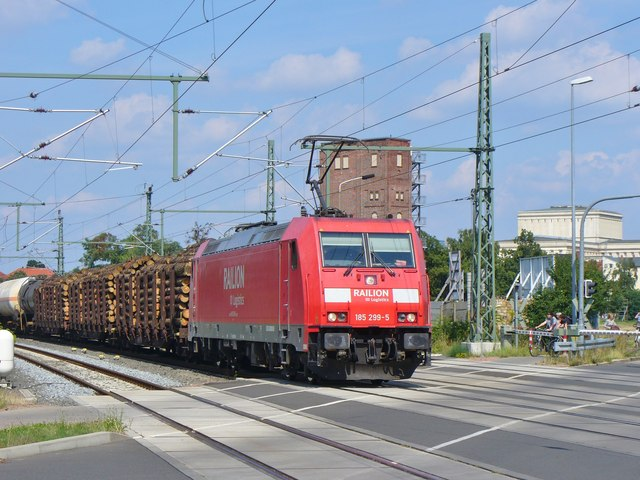 Dessau - Guterzug (Goods Train)