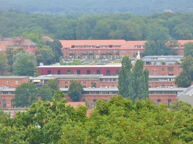 Potsdam - Rote Kaserne (Red Barracks)
