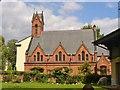 UUU7008 : Klein-Glienicke - Kapelle (Chapel) von Colin Smith