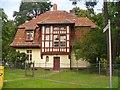 UUU7206 : Griebnitzsee - Altes Post (Old Post Office) von Colin Smith