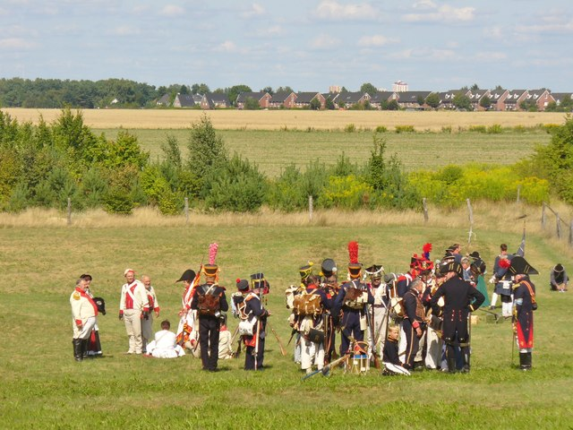 Grossbeeren - 200. Siegesfest (200th Victory Celebration)