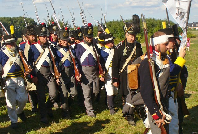 Grossbeeren - 200. Siegesfest (Grossbeeren - 200th Victory Celebration)