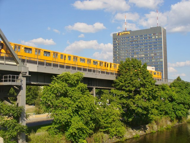 Berlin - Hochbahn (Elevated Railway)