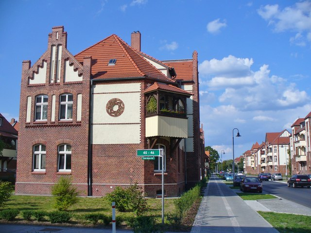 Wildau - Schwarzkopff-Siedlung (Schwarzkopff Housing Estate)