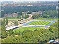 UUU8020 : Berlin - Olympiagelaende (Olympic Lands) von Colin Smith